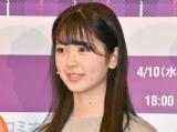 乃木坂46 4期生初公演『3人のプリンシパル』の公開ゲネプロに参加した筒井あやめ (C)ORICON NewS inc.