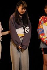 第1幕オーディション後の投票で初日のロミオ役を勝ち取った賀喜遥香