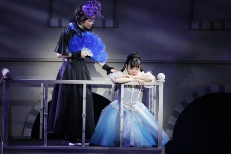 乃木坂46 4期生初公演『3人のプリンシパル』初日 2幕『ロミオとジュリエット』より