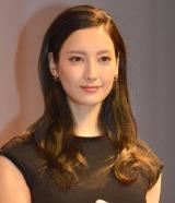 TBS金曜ドラマ『インハンド』キャスト舞台挨拶に出席した菜々緒 (C)ORICON NewS inc.