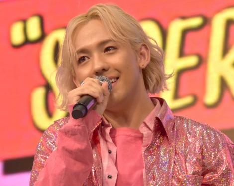 デビューアルバム『SUPER CANDY BOY』の発売記念イベントを行ったRYUCHELL (C)ORICON NewS inc.