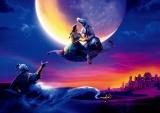 実写映画『アラジン』のメインショット(C)2018 Disney Enterprises, Inc. All Rights Reserved.