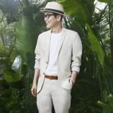 ファッションブランド「H&M」新キャンペーンのアンバサダーに就任したリリー・フランキー
