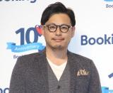 ハワイでの驚きのエピソードを披露したアルコ&ピース・平子祐希=『Booking.com Japan』設立10周年記念プレスイベント (C)ORICON NewS inc.