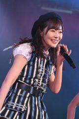 HKT48 チームH『RESET』 AKB48劇場出張公演より(C)AKS