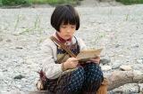 連続テレビ小説『なつぞら』第9回(4月10日放送)より。語りの内村光良はなつの戦死した父親だった(C)NHK