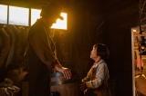 連続テレビ小説『なつぞら』第9回(4月10日放送)より。なつは十勝に入植して以来、泰樹が抱き続けてきたバター作りの夢を知る(C)NHK