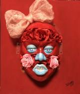 乙女貴族 孫ガルーダ=『Artexpo New York』展示作品