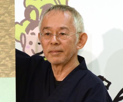 『團菊祭五月大歌舞伎』の開催会見に出席した鈴木敏夫氏 (C)ORICON NewS inc.