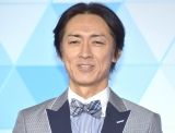『PRODUCE 101 JAPAN』の開催発表会見に出席したナインティナイン・矢部浩之 (C)ORICON NewS inc.