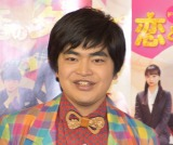 NHKドラマ『恋と就活のダンパ』の囲み取材に参加した加藤諒 (C)ORICON NewS inc.