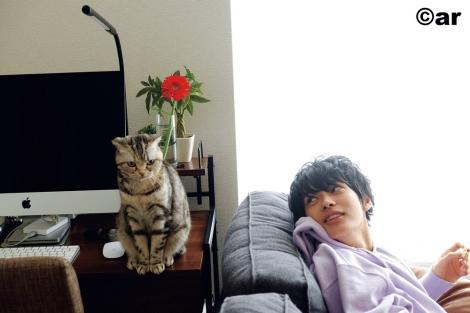 『ar』5月号に登場する神尾楓珠
