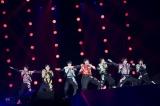BOYS AND MENのナゴヤドーム公演に出演した祭nine.