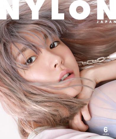 サムネイル 『NYLON JAPAN』6月号の表紙を飾る新垣結衣(C)CAELUM