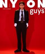 『NYLON JAPAN』6月号の裏表紙を飾る新垣結衣(C)CAELUM