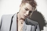5月15日にソロ2ndアルバムをリリースするEXILE SHOKICHI