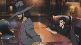 アニメ映画『LUPIN THE IIIRD 峰不二子の嘘』の場面カット