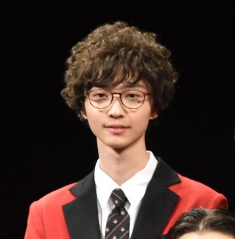 『映画 賭ケグルイ』完成披露試写会に登壇した小野寺晃良 (C)ORICON NewS inc.
