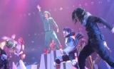 """舞台『「僕のヒーローアカデミア」The """"Ultra"""" Stage』の様子=『「僕のヒーローアカデミア」The """"Ultra"""" Stage』初回公演前に会見 (C)ORICON NewS inc."""
