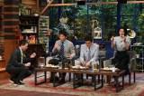 『ザワつく!金曜日』金曜ゴールデン帯に移設して初回(4月12日)の放送(C)テレビ朝日