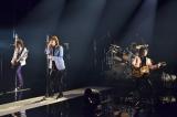 ツアーに密着したドキュメンタリー映画『オトトキ』主題歌「Horizon」をテレビ初披露