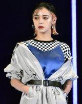 TGC「1st FASHION SHOW STAGE」に登場した池田エライザ (C)ORICON NewS inc.
