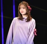 "TGCで""Fateコーデ""を披露した乃木坂46・松村沙友理 (C)ORICON NewS inc."