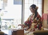初めての女流棋士役で、将棋に目覚める!?(C)テレビ朝日