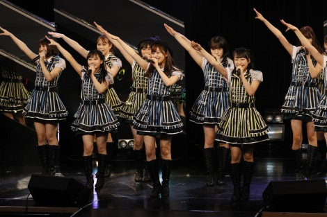 「RESET」=HKT48 チームH「RESET」公演 指原莉乃卒業公演より(C)AKS