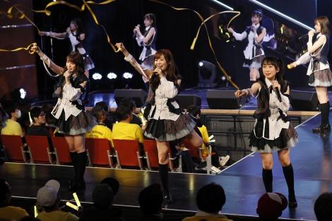 「引っ越しました」=HKT48 チームH「RESET」公演 指原莉乃卒業公演より(C)AKS