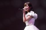 「私だってアイドル」=HKT48 チームH「RESET」公演 指原莉乃卒業公演より(C)AKS