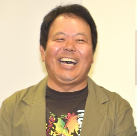 『手塚治虫文化賞贈呈式』前の囲み取材に出席したほんこん (C)ORICON NewS inc.