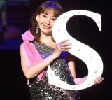 『sweet』創刊20周年イベントに登場した小嶋陽菜 (C)ORICON NewS inc.