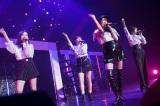 6月2日に初の東京公演も決定したQueentet(C)NMB48