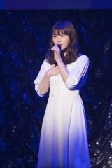 渋谷凪咲=『Queentet Spring LIVE 2019』より(C)NMB48