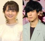 (左から)高見侑里・尼川元気 (C)ORICON NewS inc.
