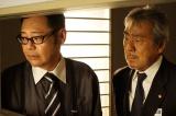 『特捜9』第2話(4月17日放送)より(左から)田口浩正、寺尾聰(C)テレビ朝日
