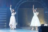 『声優紅白歌合戦』に出演した井上喜久子&井上ほの花