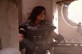 カラ・デューン(Cara Dune)役のジーナ・カラーノ=動画配信サービス「ディズニー+」オリジナル作品『マンダロリアン』米国では11月12日より配信開始