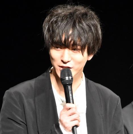 映画『チア男子!!』の完成披露試写会に登壇した浅香航大 (C)ORICON NewS inc.