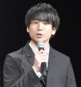 映画『チア男子!!』の完成披露試写会に登壇した風間大樹監督 (C)ORICON NewS inc.