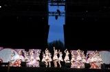 『チーム8結成5周年記念コンサートin 河口湖ステラシアター 富士山麓エイト祭2019』初日夜公演より(C)AKS