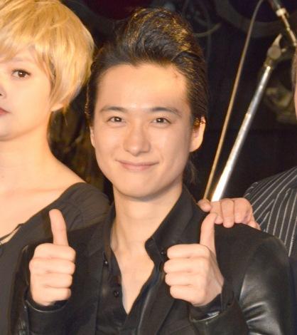 舞台『BACKBEAT』製作発表に出席した戸塚祥太 (C)ORICON NewS inc.
