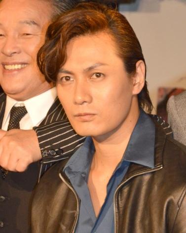 舞台『BACKBEAT』製作発表に出席した加藤和樹 (C)ORICON NewS inc.