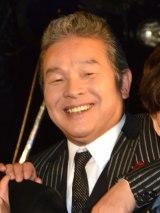 舞台『BACKBEAT』製作発表に出席した尾藤イサオ (C)ORICON NewS inc.
