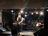 原点の地・大阪で思い入れのあるライブハウスなどを巡った西川貴教(C)NHK