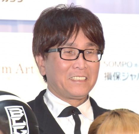 『SOMPOパラリンアートカップ2019』の開催発表会に参加した高橋陽一氏 (C)ORICON NewS inc.