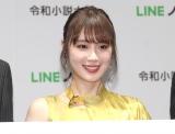 「LINE ノベル」記者発表会に出席した乃木坂46・高山一実 (C)ORICON NewS inc.