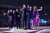 韓国・ソウル開催された映画『アベンジャーズ/エンドゲーム』ファンイベントの模様。約4000人のファンが詰めかけた