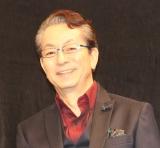 映画『轢き逃げ-最高の最悪な日-』完成披露試写会に登場した水谷豊 (C)ORICON NewS inc.